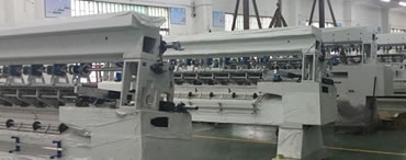 Market analysis of single needle quilting machine